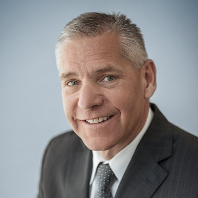 Headshot of Russell K. Girling, CEO of TC Energy