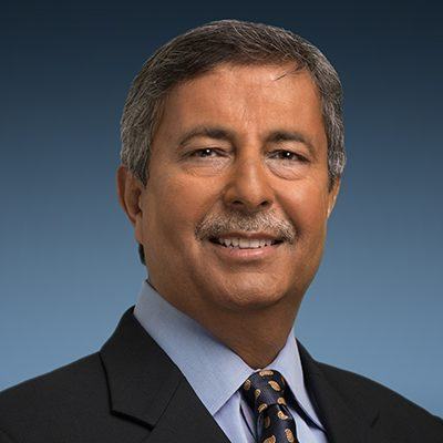 Picture of Sanjay Mehrotra, CEO of 美光科技