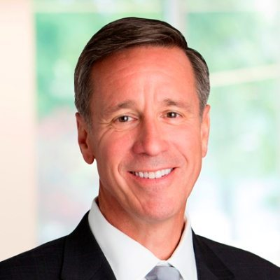 Picture of Arne M. Sorenson, CEO of Marriott International, Inc.