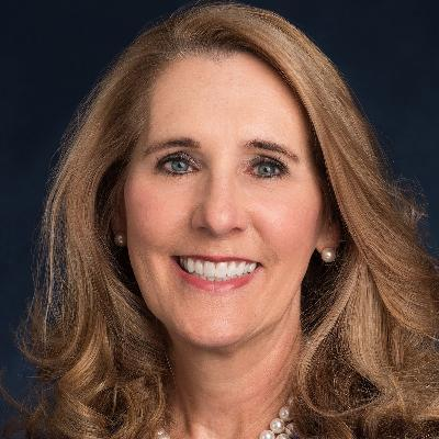 Picture of Mary Rhinehart, CEO of Johns Manville