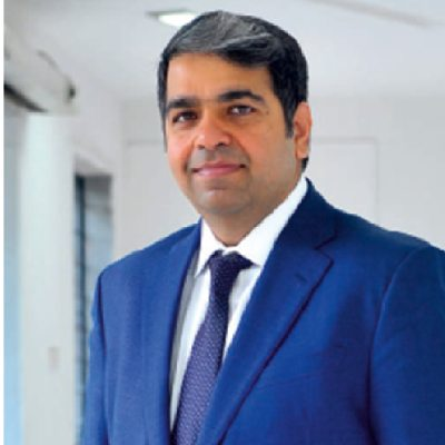 Headshot of Mr. Akshay Chhabra, CEO of ONE POINT ONE SOLUTION