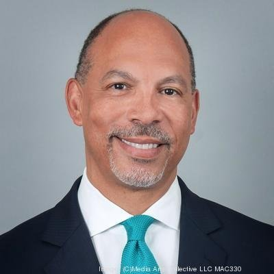 Picture of Eugene A. Woods, CEO of Atrium Health