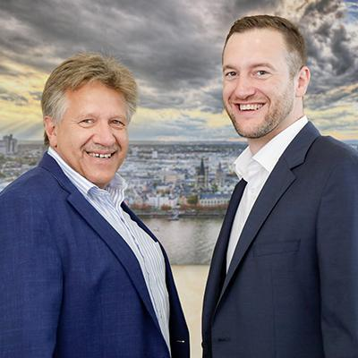 Picture of Günther & Stefan Lehmann, CEO of LEHMANNs Gastronomie GmbH