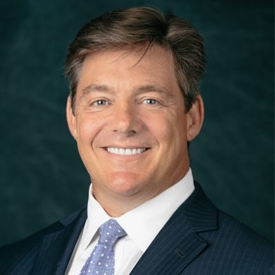 Picture of Ed Jones, CEO of HealthTrust Supply Chain/Purchasing Group