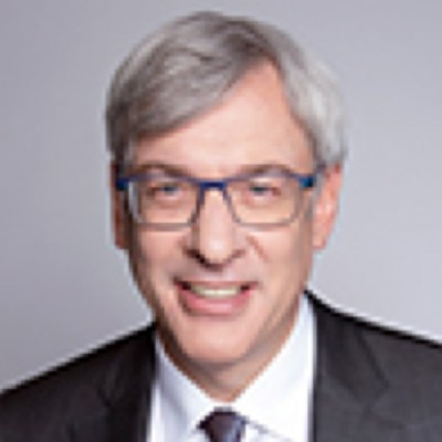 Picture of David I. McKay, CEO of RBC
