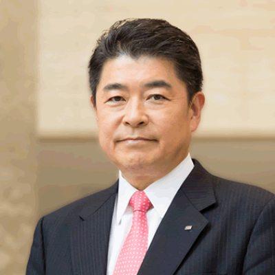 日総工産株式会社の経営者清水 竜一氏の顔写真
