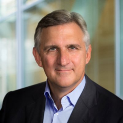 Picture of Robert A. Bradway, CEO of Amgen
