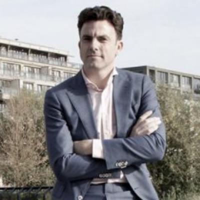 Picture of Douwe van Riet , CEO of HVO-Querido
