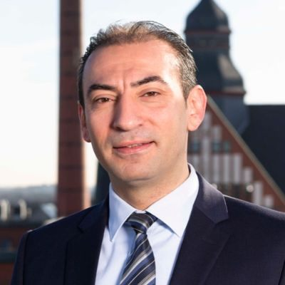 Picture of Ufuk Dogan, CEO of Pro Industrie GmbH & Co. KG