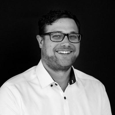 Headshot of Nathan Koppelaar, CEO of EeStairs