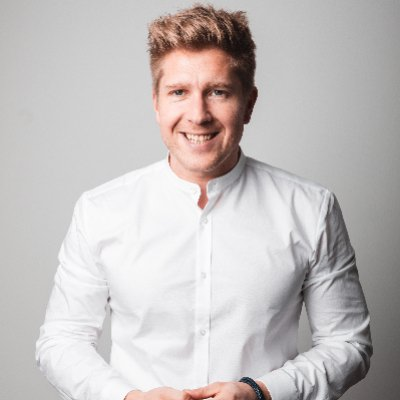 Picture of Martin Menz, CEO of Relaxdays GmbH