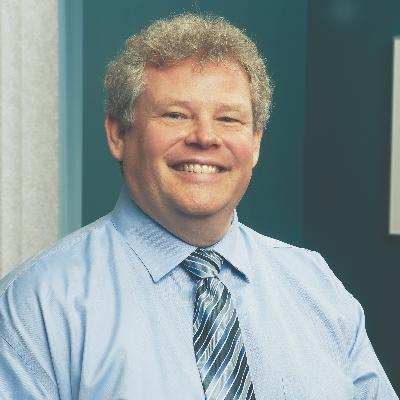 Picture of Bill Hammond, CEO of Hammond Power Solutions