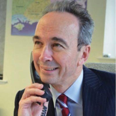 Picture of David Lench, CEO of Douglas Allen