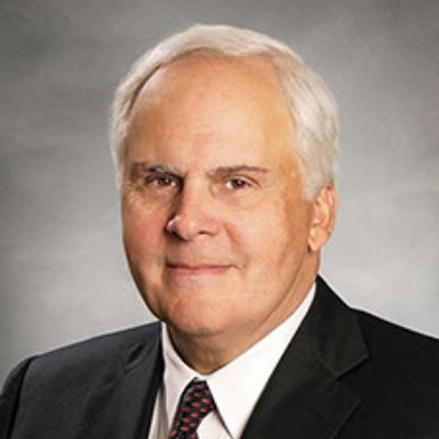 Picture of Frederick W. Smith, CEO of FedEx