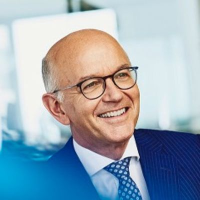 Picture of Jacques van den Broek, CEO, Randstad, CEO of Randstad