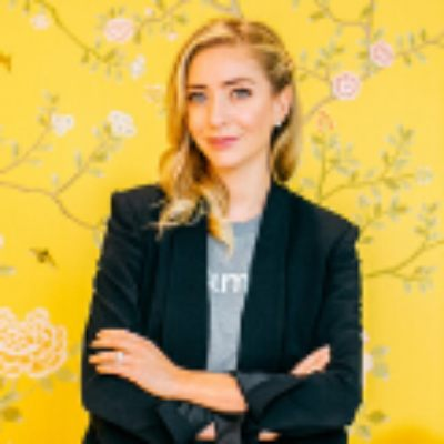 Picture of Whitney Wolfe Herd, CEO of Badoo