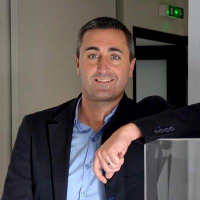 Portrait de Gregory Renou, PDG chez Convivio