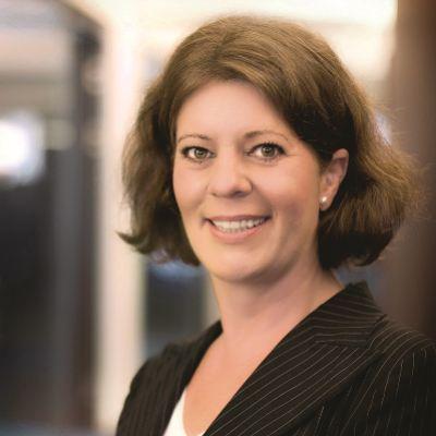 Picture of Birgit Madsen, CEO of HANSETEAM Partner für Personal GmbH