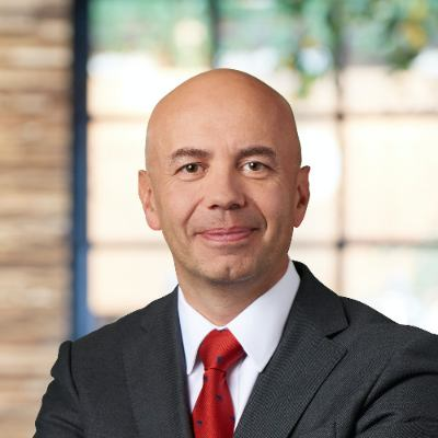 Picture of Ed van de Weerd , CEO of Kruidvat