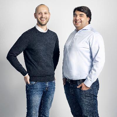 Picture of Nikolai Skatchkov & Roman Leicht, CEO of Circula