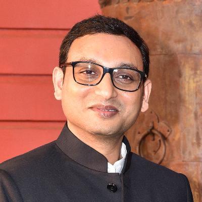 Headshot of Kinkar Saha, CEO of Codeclouds IT Solutions Pvt. Ltd