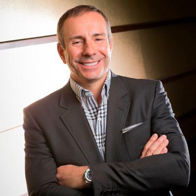 Picture of Pierre Pomerleau, CEO of Pomerleau