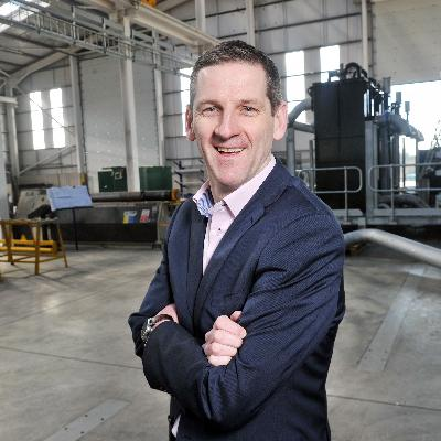 Picture of Patrick Buckley, CEO of EPS Water Ireland