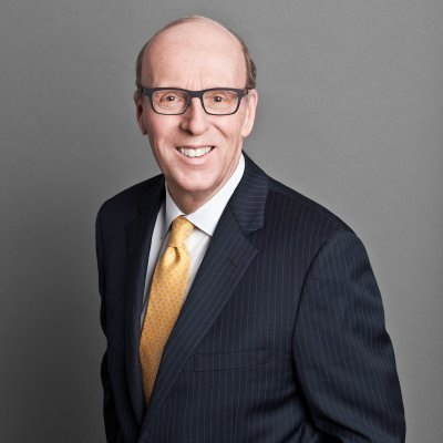 Picture of Stephen Smith, CEO of Financière First National