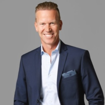 Picture of Anders Kristiansen, CEO of Esprit