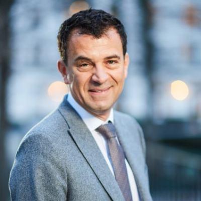 Picture of Hans De Cuyper, CEO of AG Insurance