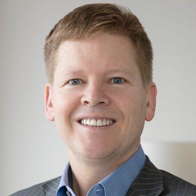 Picture of Paul Bascobert, CEO of Gannett