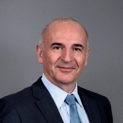 Picture of Patrick Berard, CEO of Rexel