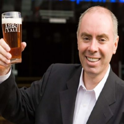 Picture of John Hutson , CEO of J D Wetherspoon PLC