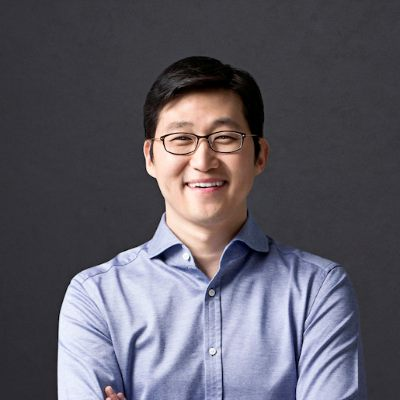 Picture of Bom Suk Kim, CEO of Coupang