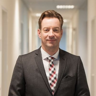 Picture of Achim Herbst, CEO of Sutter Dialog GmbH & Co. KG