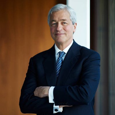 Picture of Jamie Dimon, CEO of JPMorgan Chase