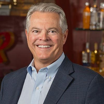 Picture of Paul Murphy III, CEO of Red Robin