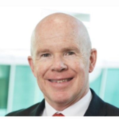 Picture of Michael Cullen, CEO of Beacon Hospital