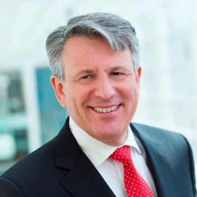 Picture of Ben Van Beurden, CEO of Shell