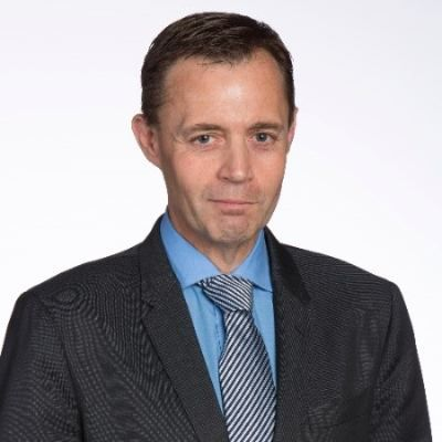 Picture of Xavier Piesvaux, CEO of Delhaize