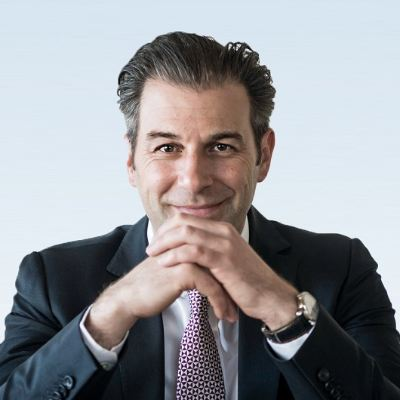Picture of Alexandre L'Heureux, CEO of WSP