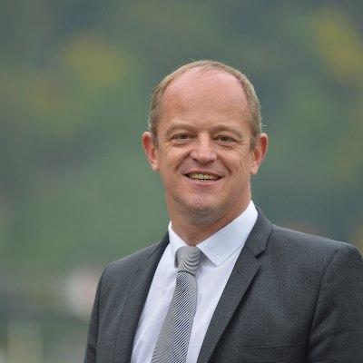 Picture of Antoine de Riedmatten , CEO of In Extenso