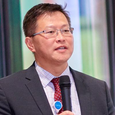 Picture of Jaewon Ryu, M.D., J.D., CEO of Geisinger