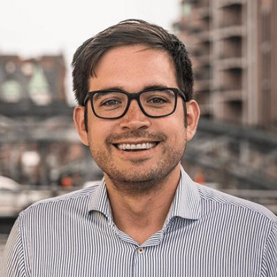 Picture of Bruno Ginnuth, CEO of CleverShuttle