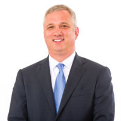 Picture of Brad Thomas, CEO of First Transit