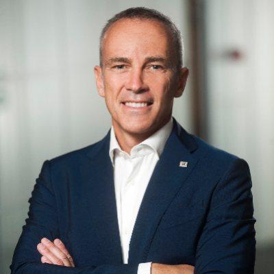Picture of Paolo Ferrari, CEO of Bridgestone Americas