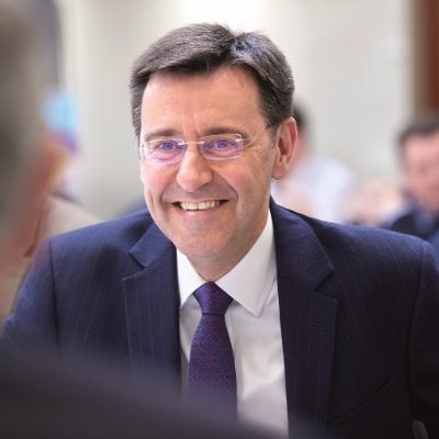 Picture of Steve Wadey , CEO of QinetiQ