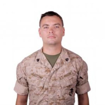 Picture of Nick Baucom, Founder & CEO, Two Marines Moving, CEO of Two Marines Moving