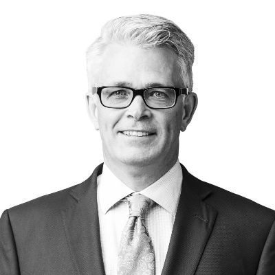 Picture of Gord Johnston, CEO of Stantec
