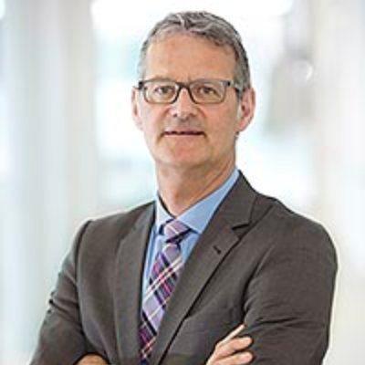 Picture of Dr. Gerald Gaß, CEO of Landeskrankenhaus